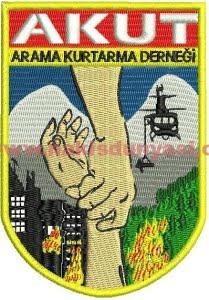 akut arama kurtarma Logo